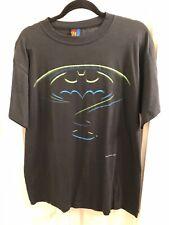 Batman Forever Riddler Vintage 1994 Shirt Black Mens Size Large