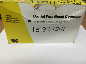 WOODHEAD 67W49 Watertite 20A 277V NEMA L7-20R Receptacle (COVER ONLY)