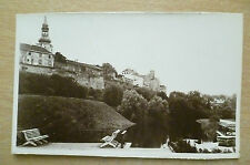Postcard- Eesti- Tallinn- Toompaa THE DOMBERG