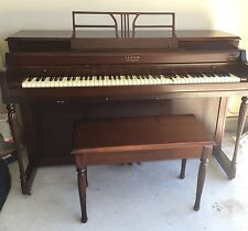 Used Lester Betsy Ross Spinet Piano