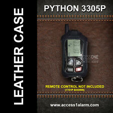Python 7341P Protective Leather Remote Control Case For Python 3305P Security