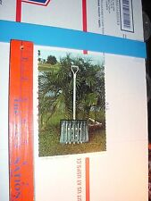 comic Funny Florida Snow shovel Rust In Peace Lawn Ornament Gator cards tourist