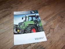 Catalogue / Brochure FENDT 700 Vario 200? //