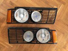 BMW E21 Hella big small headlights genuine EURO kit grilles RARE 320iS 323i