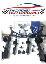 4 Ammortizzatori JAPANPARTS + Kit Bracci 8 Pezzi Per Alfa 147 Tutti i modelli