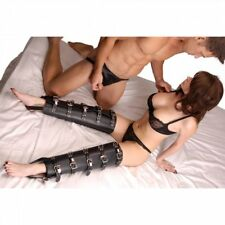 Strict Leather Leg Binders Braces Bondage Adult One Size Fits Most Kink restrain