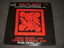 Miklos Rozsa: Duo, Op. 7~Endre Granat~Leonard Pennario~Erwin Herbst~ORS-73127