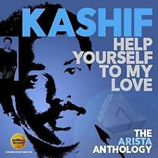 Kashif - Help Yourself To My Love: The Arista Anthology (NEW 2CD)