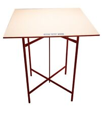 Mortar Board and Stand 50 inch high for use with stilts Ligger Plastering Tools