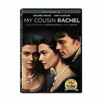 My Cousin Rachel DVD + Digital HD