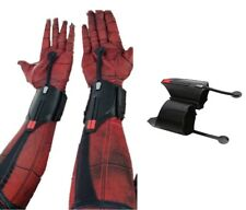 USA 1 Pair Spider-Man Homecoming Web Shooter The Amazing Spiderman Cosplay Props