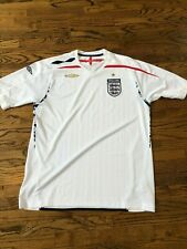 England Football Shirt 07-09 XL