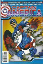 CAPTAIN AMERICA (2000 Marvel) #1 MARVEL COMICS 2000
