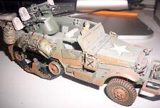 FORCES OF VALOR UNIMAX 1/32 US M16 MULTIPLE GUN MOTOR NORMANDIE 1944