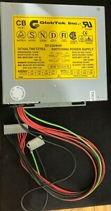 GLOBTEK ST-230WHF 230W AT SWITCHING POWER SUPPLY NEW