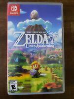 USED - The Legend of Zelda: Link's Awakening (Nintendo Switch) - Free Shipping