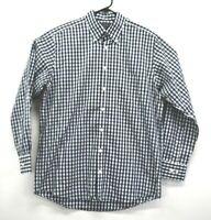 Charles Tyrwhitt Men's Medium Non Iron Classic Fit Button Down Dress Shirt
