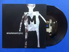 Minuteman - Big Boy / Contender, Ignition Records IGN-25 Near Mint A1/B1