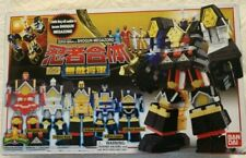 Super Minipla Shogun Megazord Power Rangers Bandai
