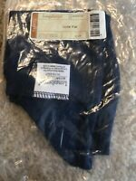 Longaberger NOTE PAL BASKET LINER INDIGO - RETIRED