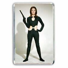 RETRO 1960s TV- THE AVENGERS - MRS EMMA PEEL  JUMBO FRIDGE / LOCKER MAGNET