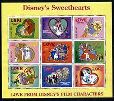 Palau 393  MNH Disney characters Swethearts SCV-$15.00 1996 x17538