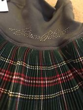 i pinco pallino Tartan Skirt Age 6 From Harrods Rrp £142 BNWT