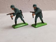 britains toys German soldiers WWII military army Deetail infantry