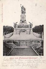 AK, Foto, Niederwalddenkmal, 1902 (D)5026-2