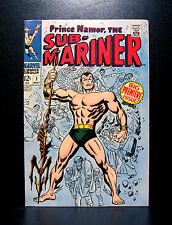 COMICS: Marvel: Sub-Mariner #1 (1968), origin retold - RARE (avengers/thor)