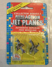1989 Funrise Micro Action Jet Planes F/A-18 Hornet and A-4 Skyhawk