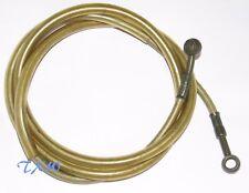 rear Hydraulic brake line hose  go kart 110 125 Kinroad Kandi Roketa DAZON SUNL