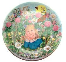 Davenport All Things Bright And Beautiful Linda Worrall Plate