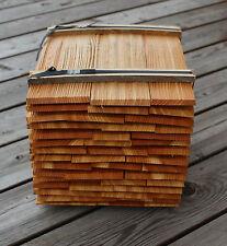Lärchenholzschindeln 30cm, 2. Qualität