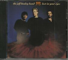 JEFF HEALEY BAND Lost in tour eyes EDIT PROMO DJ CD single TOM PETTY REMAKE