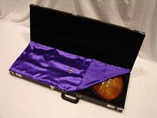 PURPLE AxeShield HD Satin Protection Shroud ATTACHES To Fender Strat / Tele Case