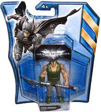 Batman The Dark Knight Rises Final Assault Bane Action Figure MIB Mattel Toy DC