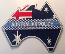 Australian Police Patch, Law Enforcement
