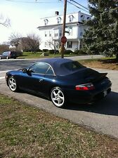 PORSCHE 996 CONVERTIBLE TOP BLUE 1999-2001
