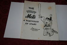 THE 1969 N.Y. METS A PORTFOLIO OF STARS PLAYER PRINTS BY STARK