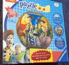 Toy Story 3D Puzzles