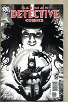 Detective Comics #833-2007 vf/nm 9.0 Paul Dini Batman Zatanna