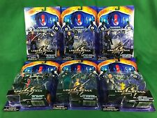 1997 Trendmasters Lost In Space Movie 6 Pc Set of Action Figures Mint on Card