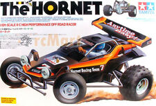 Tamiya 1:10 Hornet 2004 w/ESC & Motor EP 2WD RC Cars Buggy Off Road #58336