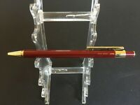 PENNA SFERA ROSSA VINTAGE EXCEED RED JAPAN UNI-BALL ROLLERBALL PEN