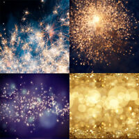LB Dreamlike Glitter Backgrounds Flashing Photography Background Studio Backdrop