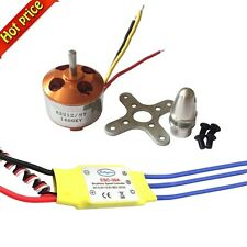 30A controller ESC+1400KV Brushless Motor A2212 for 4 Axis Multi Quadcopter B