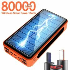 ALLPOWERS Charger Solar Power Bank Portable External Battery LED (100% Original)