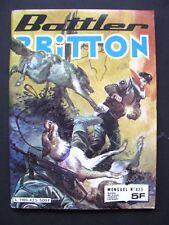 BATTLER BRITTON  n°423 IMPERIA 1982