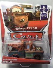 """2012/2013 Mattel Disney Pixar Cars: """"YOU THE BOMB MATER"""" (Palace Chaos) #3/9"""